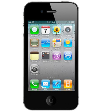 Apple iPhone 4 8 GB Black Vodafone