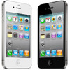 iPhone 4 8 GB Black + Screenprotector - 8