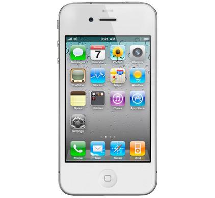 Apple iPhone 4 8 GB White