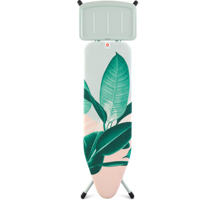 Brabantia Strijkplank B 124 x 38 cm Tropical Leaves