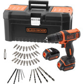 Black & Decker BDCDD121BKA-QW