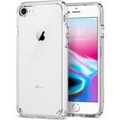 Spigen Ultra Hybrid Apple iPhone 7/8 Back Cover Transparant