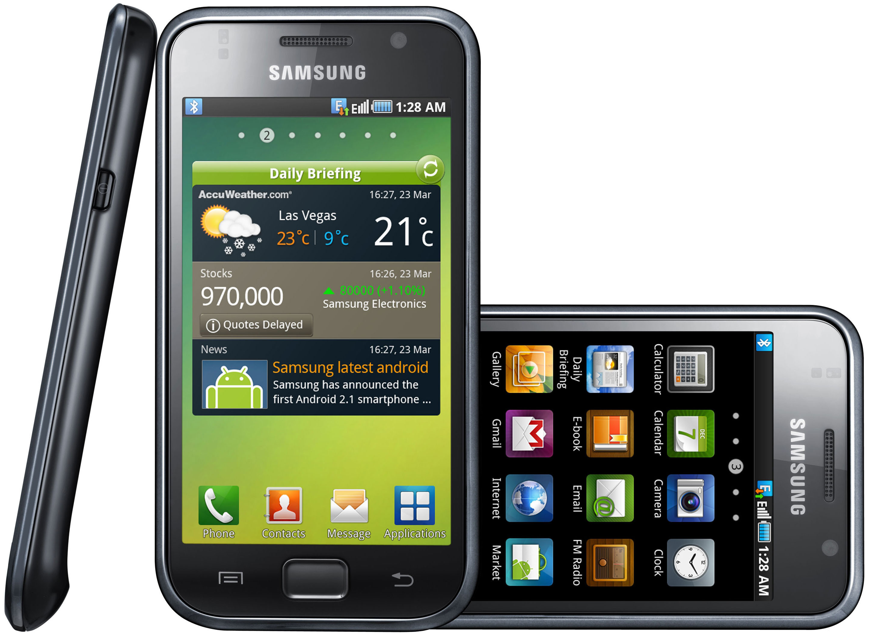 Samsung Galaxy S I9000 8 GB