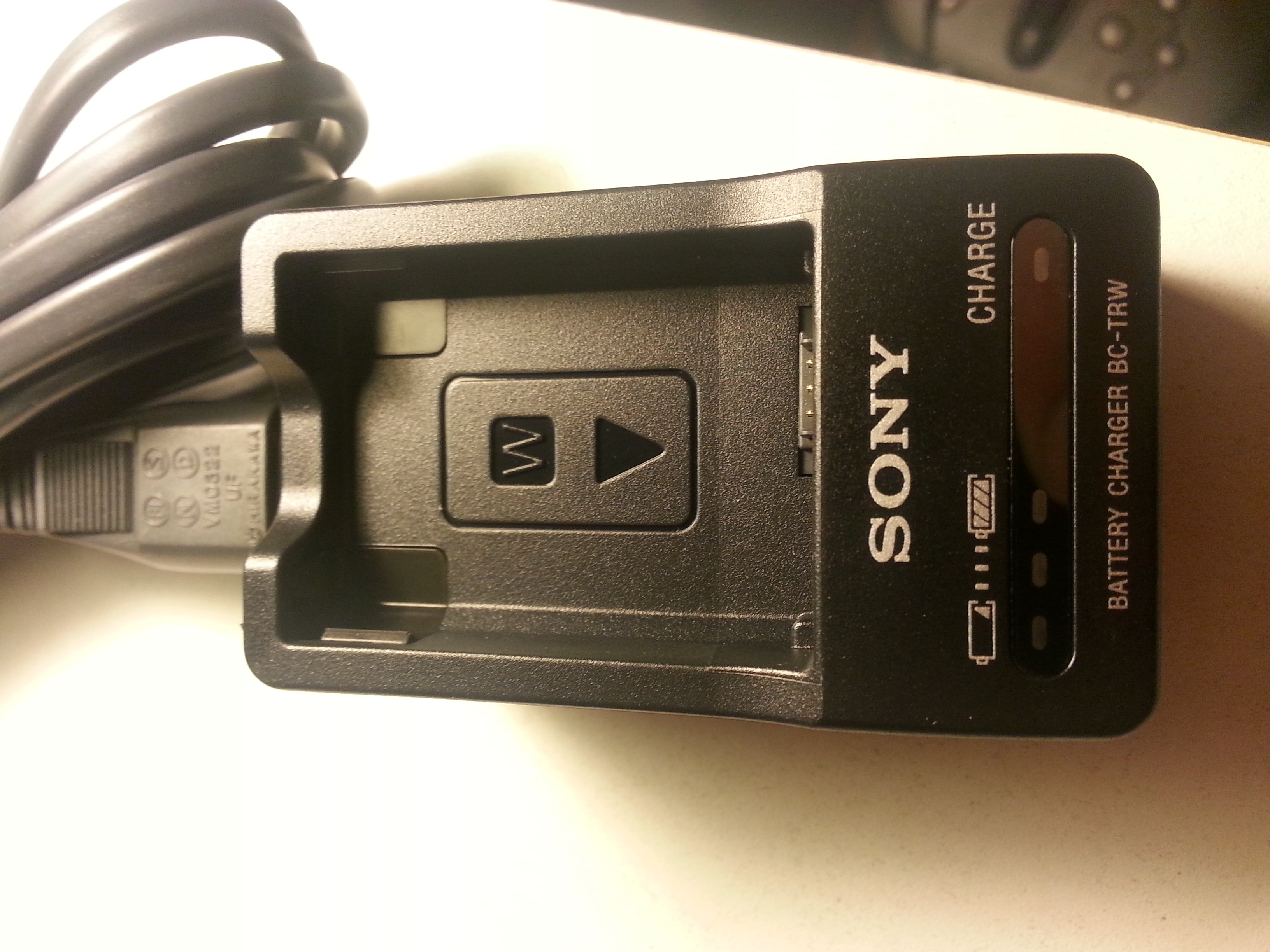 Sony Batterycharger BC-TRW