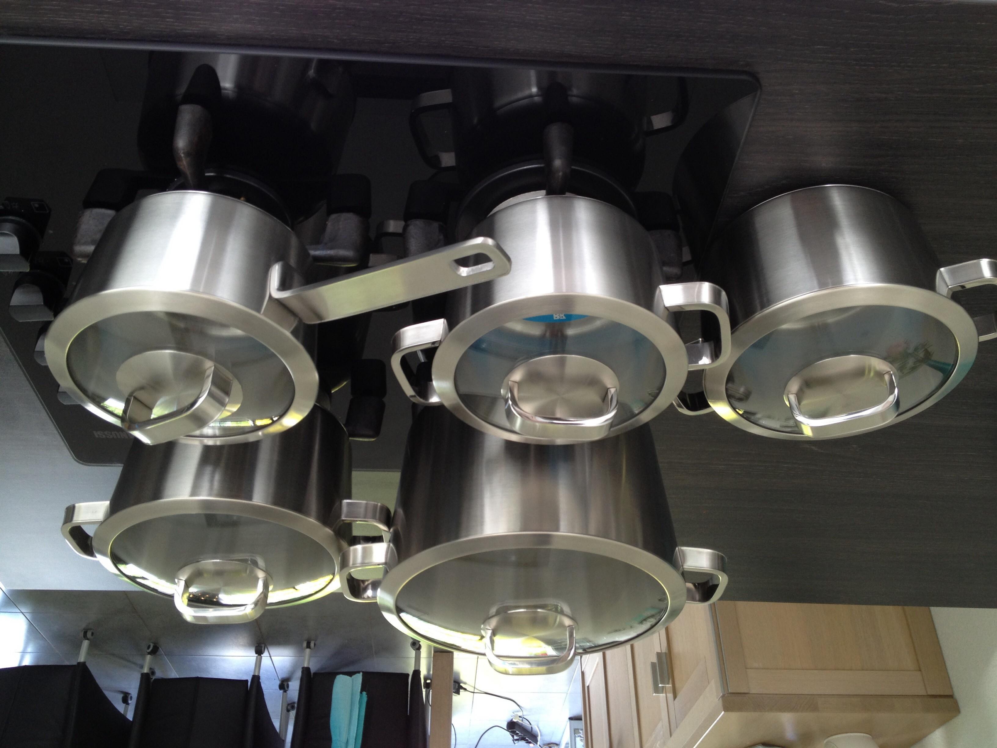 BK Conical Glas Pannenset 5-delig