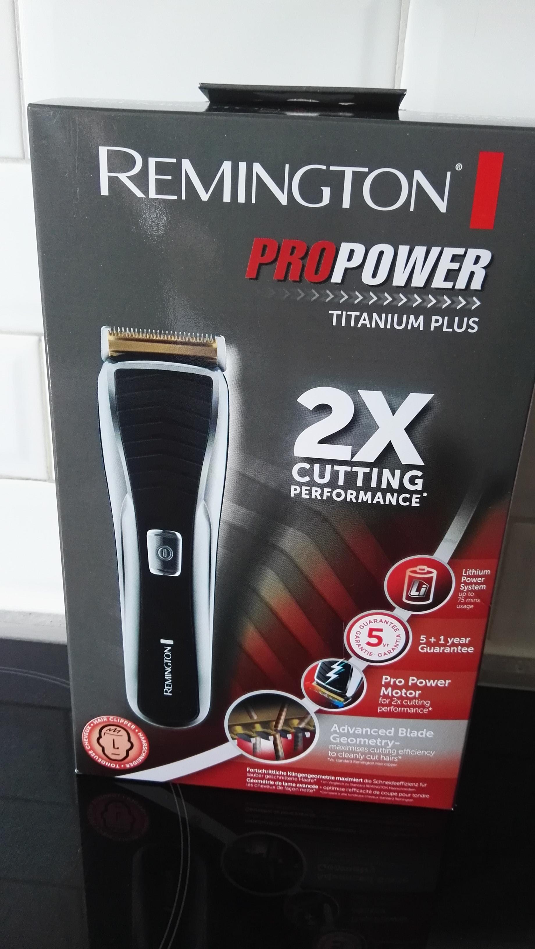 Remington HC7130 ProPower Titanium