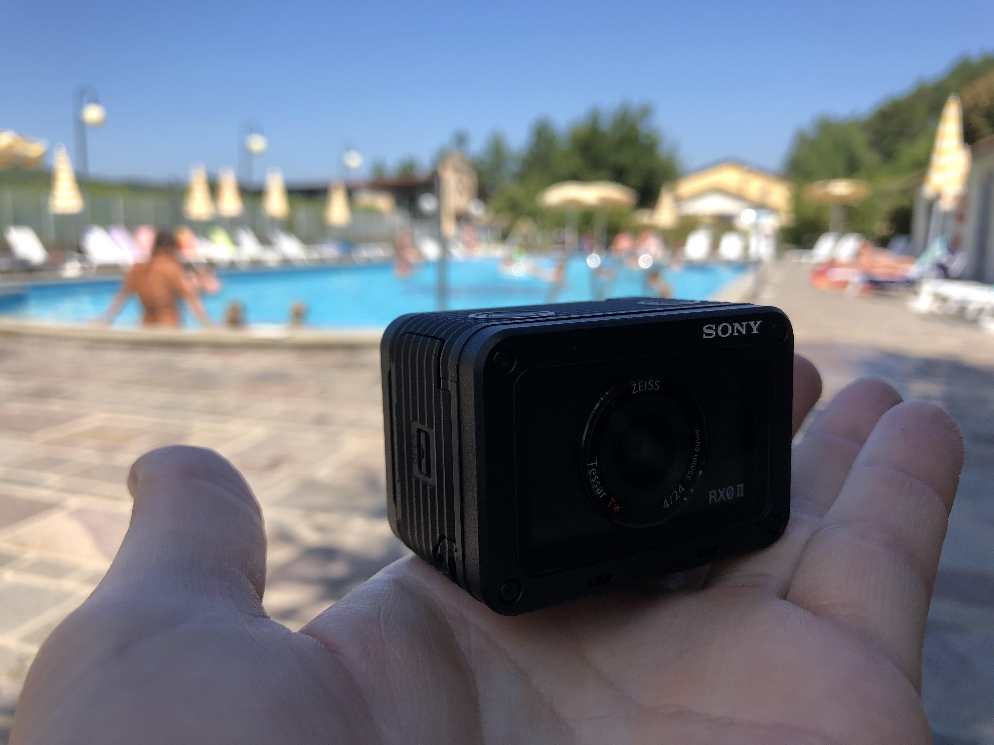 Sony CyberShot DSC-RX0 II