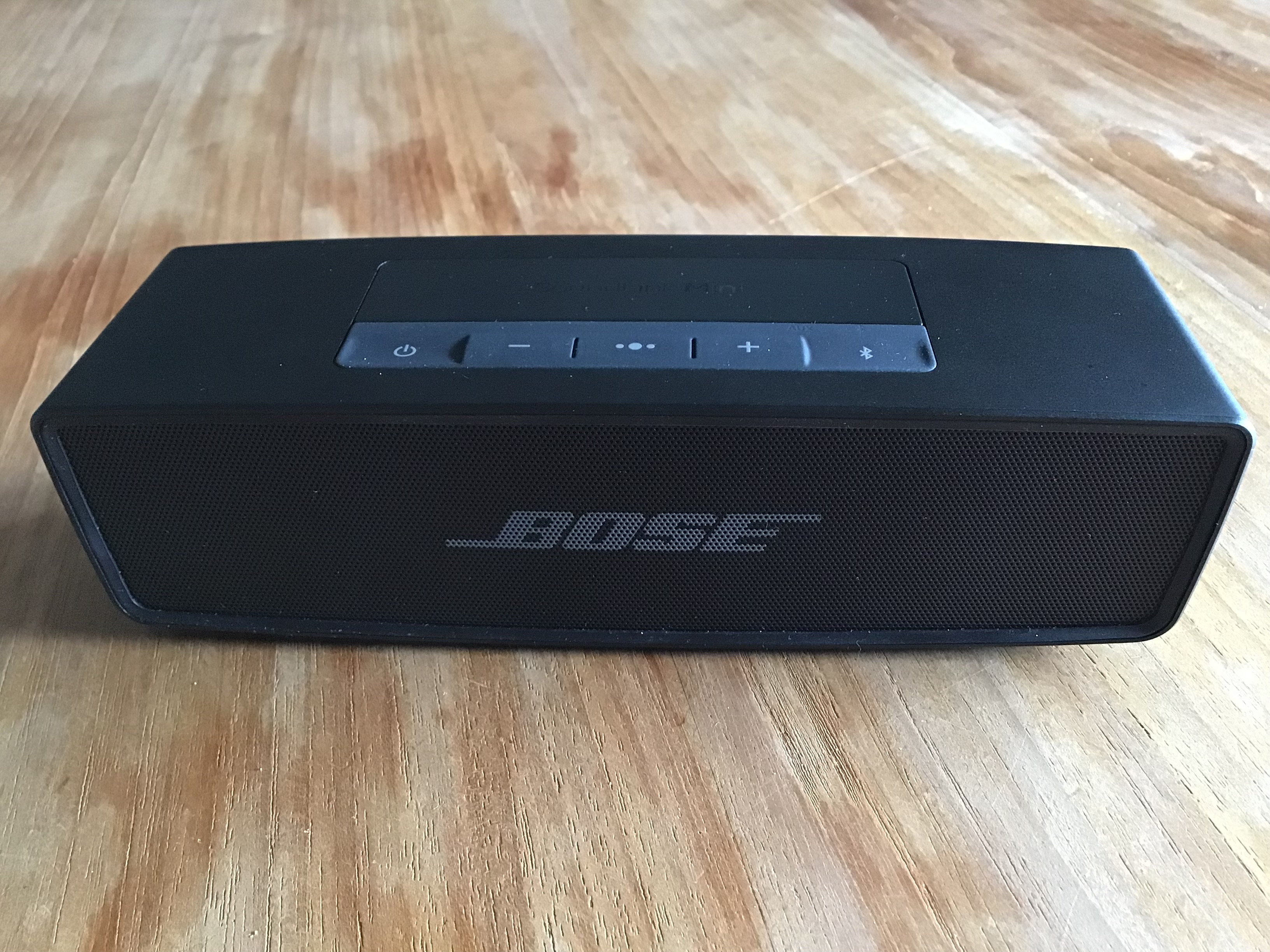 Bose SoundLink Mini II Special Edition Zilver
