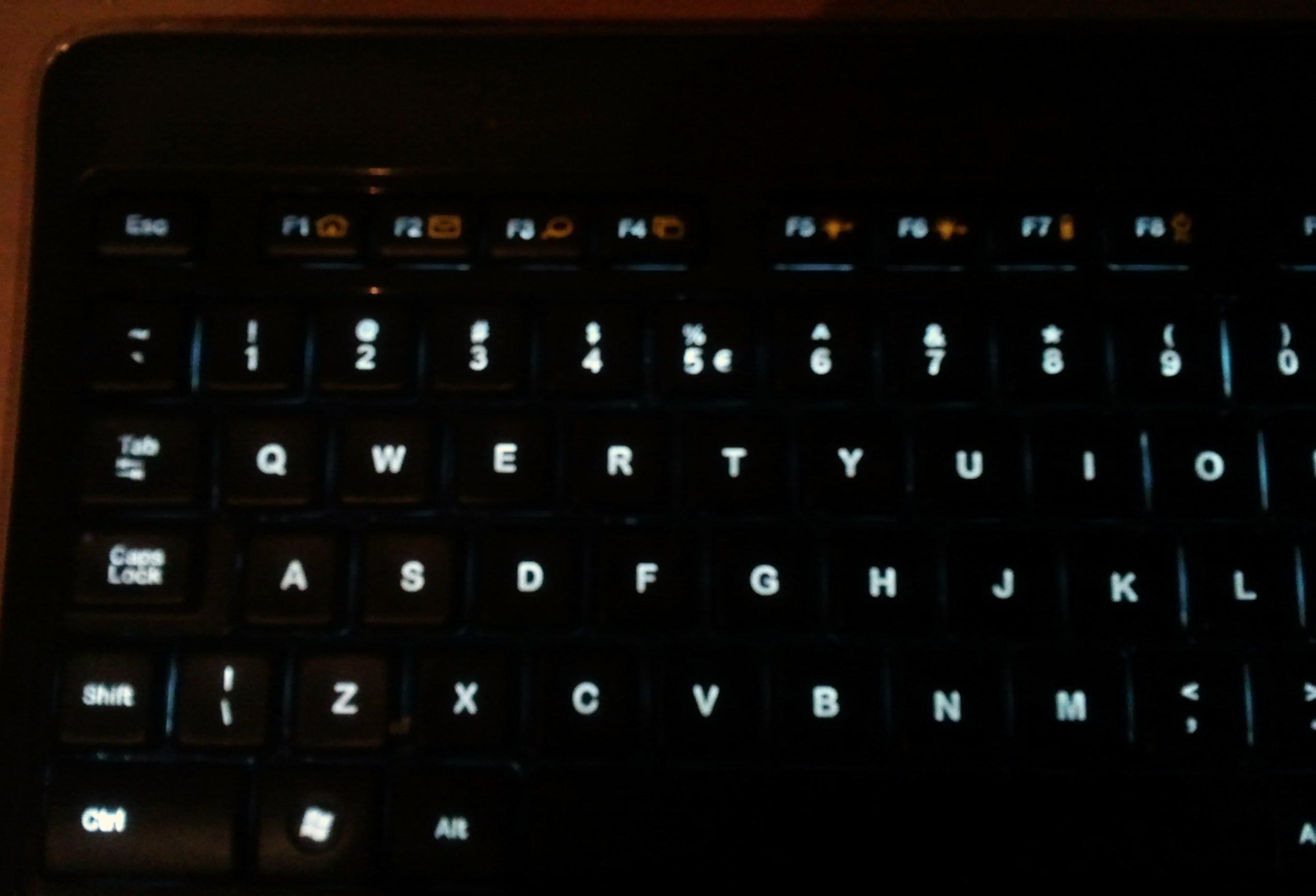 Toetsenbord Met Licht : Reviews over logitech k illuminated draadloos toetsenbord
