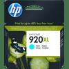 HP 920XL Cartridge Cyaan
