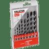 Kreator Concrete bore set 8-parts 3-10mm