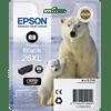 Epson 26 XL Cartridge Fotozwart