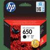 HP 650 Cartridge Black