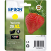 Epson 29XL Cartridge Yellow
