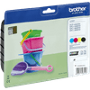 Brother LC-221 Cartridges Combo Pack