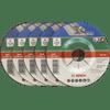 Bosch Grinding disc Metal 115 mm 5 pieces
