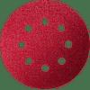 Bosch Sanding disc 125 mm K120 (5x)