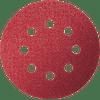 Bosch Sanding disc 125 mm K180 (5x)