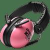 Pluggerz Ear Muffs Pink