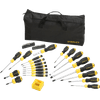 Stanley 42-piece screwdriver set