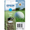 Epson 34 Cartridge Cyaan