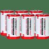 Perfectpro NiMH batterijen 6 x D