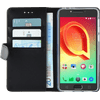 Azuri Wallet Magnet Alcatel A5 Book Case Black