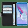 Azuri Wallet Magneet Honor 9 Lite Book Case Zwart