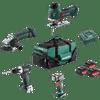 Metabo Construction & Renovation - 4 machines Combiset