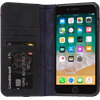Decoded Leather Wallet Case iPhone 8 Plus/ 7Plus Zwart