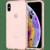Spigen Liquid Crystal Apple iPhone Xs/X Back Cover Roze