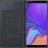 Samsung Galaxy A9 (2018) Wallet Book Case Zwart