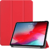 Just in Case Smart Tri-Fold Apple iPad Pro 11 Inch (2018) Book Case Rood
