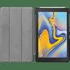 Just in Case Samsung Galaxy Tab A 8.0 (2017) Case Zwart
