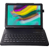 Just in Case Bluetooth Samsung Galaxy Tab S5e Toetsenbord Hoes Zwart QWERTY