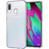 Spigen Liquid Crystal Samsung Galaxy A40 Back Cover Transparant