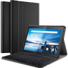 Just in Case Premium Bluetooth Lenovo Tab M10 Toetsenbord Hoes Zwart QWERTY