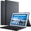 Just in Case Premium Bluetooth Lenovo Tab P10 Toetsenbord Hoes Zwart QWERTY