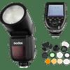 Godox Speedlite V1 Nikon X-Pro Trigger Accessory Kit