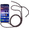 StilGut Huawei P Smart (2019) Back Cover with Lanyard Transparent