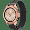 Just in Case Samsung Galaxy Watch Active2 Milanees Bandje Zwart