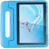 Just in Case Kids Case Classic Lenovo Tab E10 Back Cover Blauw