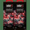 Weber Houtskool 10 kg Duo Pack