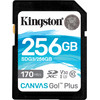 Kingston Canvas Go Plus 256GB