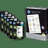 HP 304 Cartridges Combo Pack + 500 vellen A4 papier