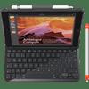 Logitech iPad (2018) Slim Folio Toetsenbord Hoes QWERTY + Stylus