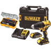 DeWalt DCD777S2T-QW + 32-piece Bit Set