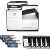 HP PageWide Pro 477dw starter pack