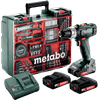 Metabo SB 18 L Mobile + 3 batteries