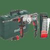 Metabo KHE 2860 Quick + SDS-plus Drills 4-piece